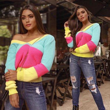 Blusão Maxi Cores