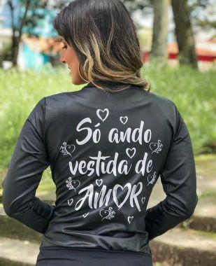 Bomber Só Ando vestida de Amor