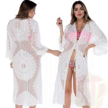 Cardigan Kimono Mandala