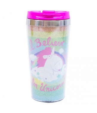 Copo Térmico Believe In Unicorns 450ml - Minions