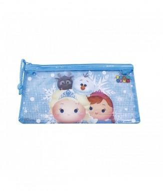 Estojo Necessaire Anna Elsa & Olaf Frozen Tsum Tsum