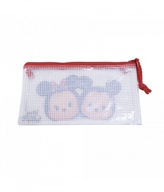 Estojo Necessaire Mickey & Minnie Tsum