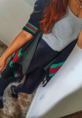 Kimono Cores Gucci
