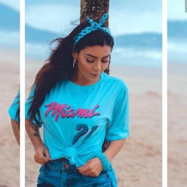 Blusa Miami