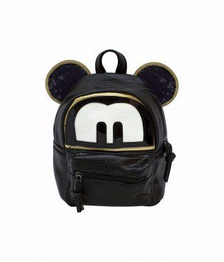Mini Mochila Orelhas Mickey