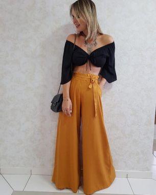 Pantalona Dourada