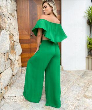 Pantalona Verde