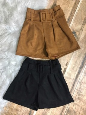 Shorts Suede II