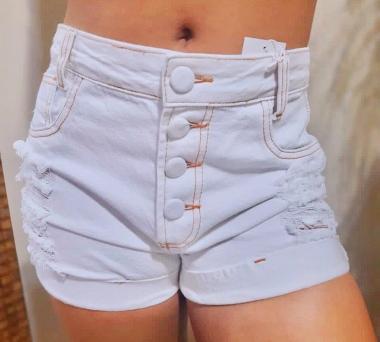 Shorts Zenit ( Branco)