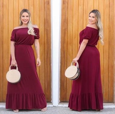 Vestido Alê