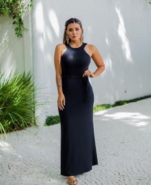 Vestido Gola