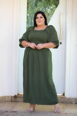 Vestido Latex  Paolla