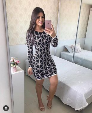 Vestido Letícia