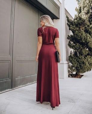 Vestido Manguinha