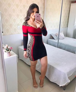 Vestido Modal Bruna