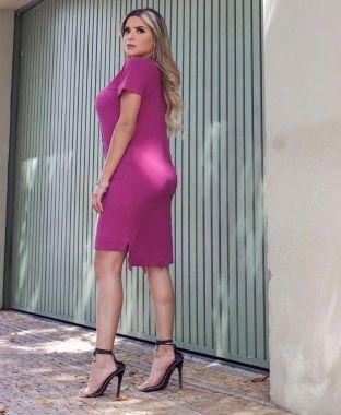 Vestido Mullet