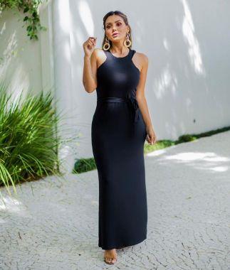 Vestido Nataly Liso