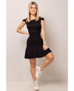 Vestido Taciele Liso