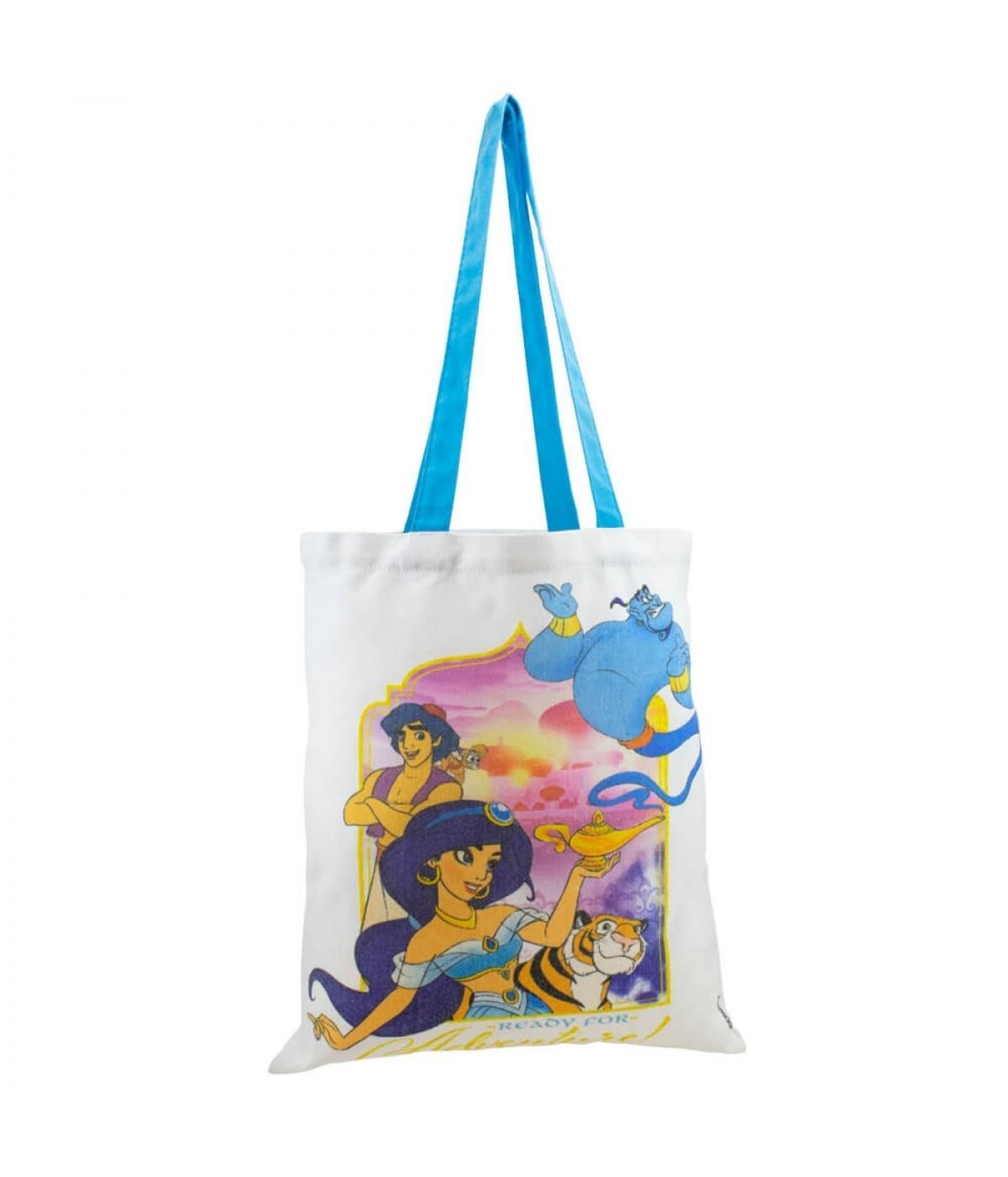 Bolsa Personagens Aladdin