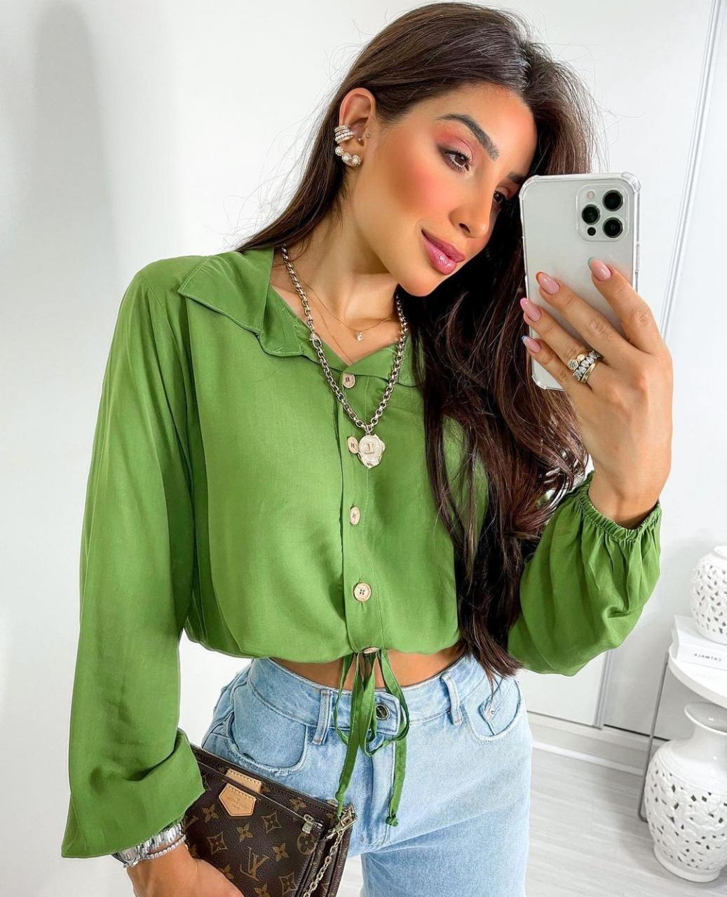 Camisa Sarah