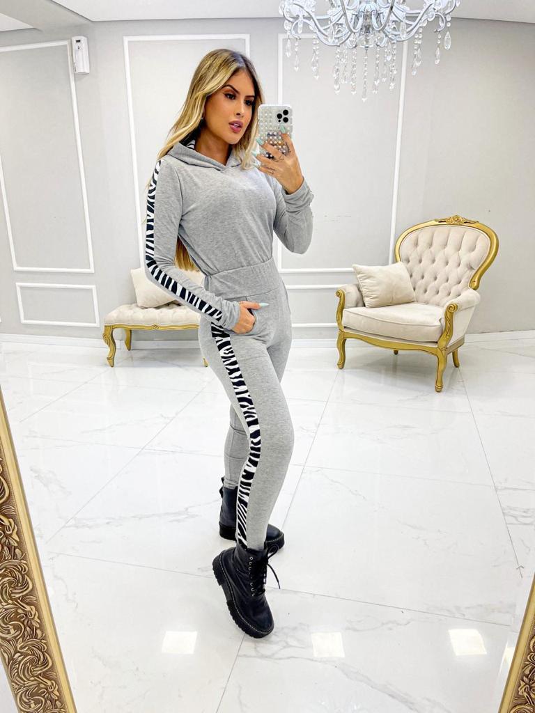 Conjunto Moletinho Zebra