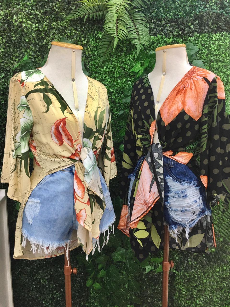 Kimono Marine