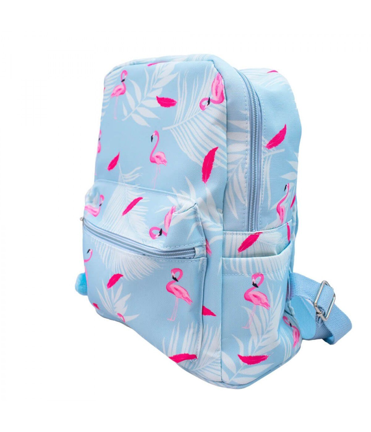 Mochila Flamingo Volta as Aulas