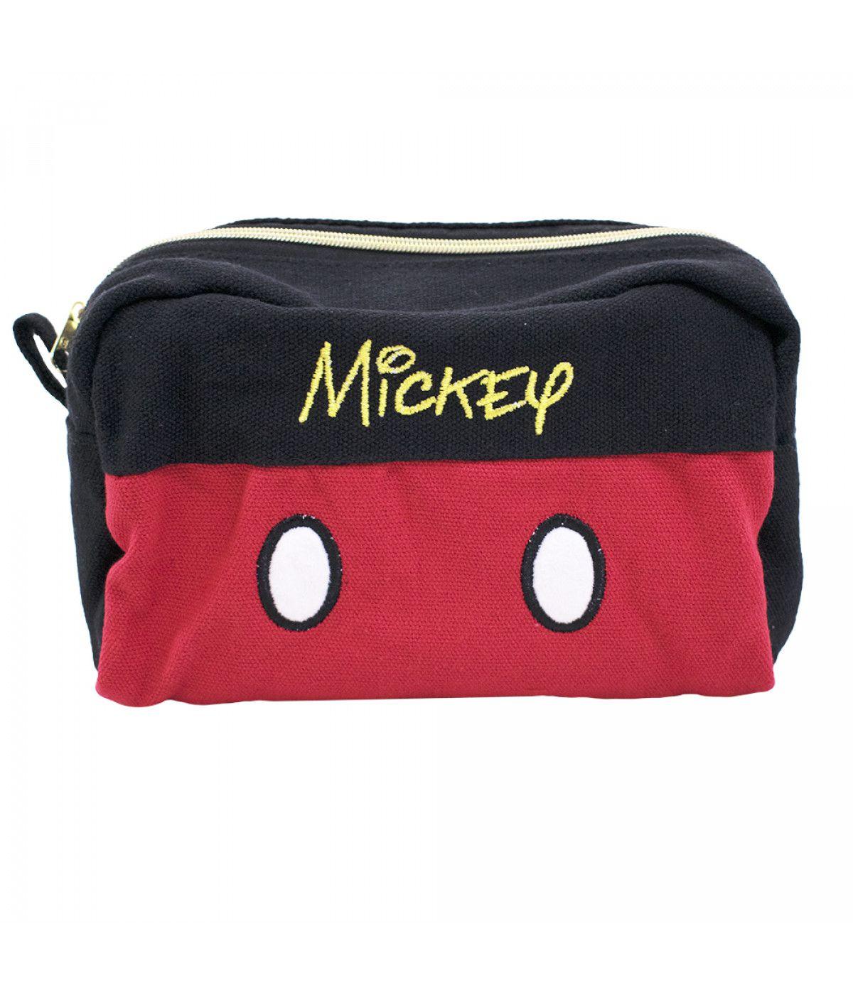 Necessaire Mickey 13X18cm