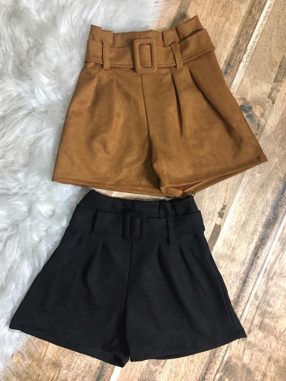 Shorts Suede II