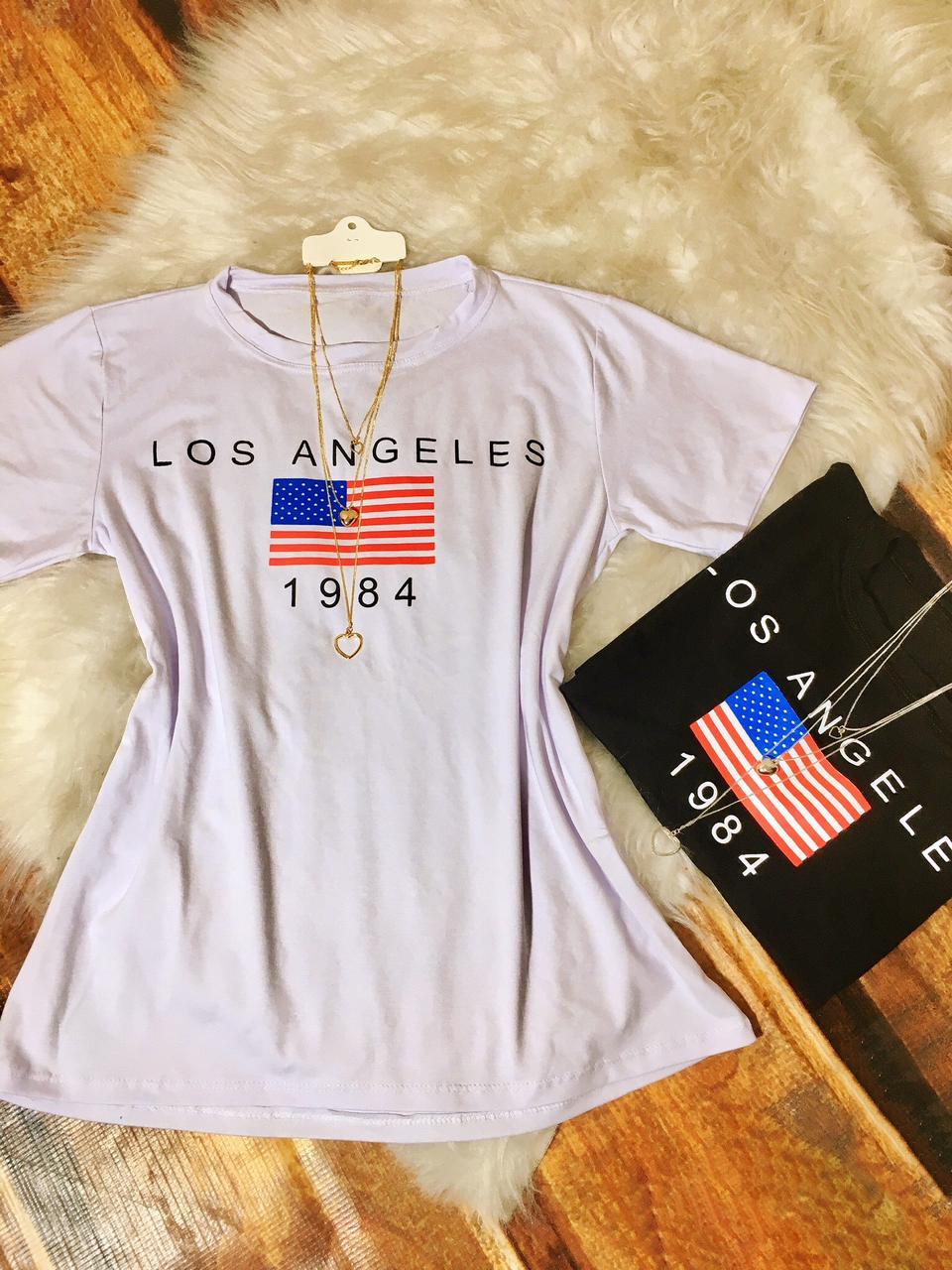 T- shirt  Los Angeles