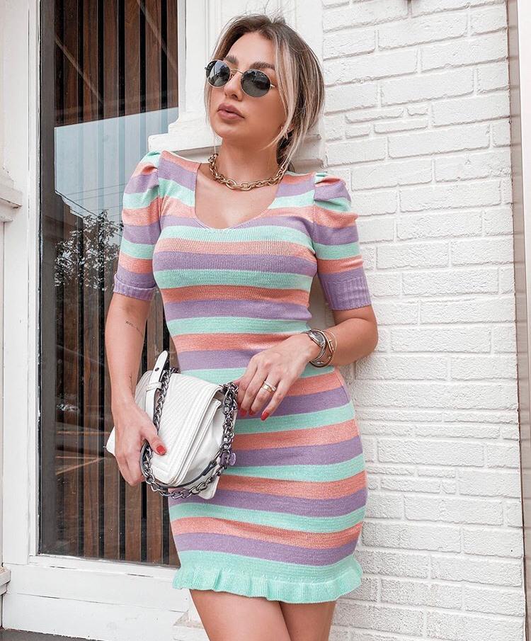 Vestido Ana Júlia