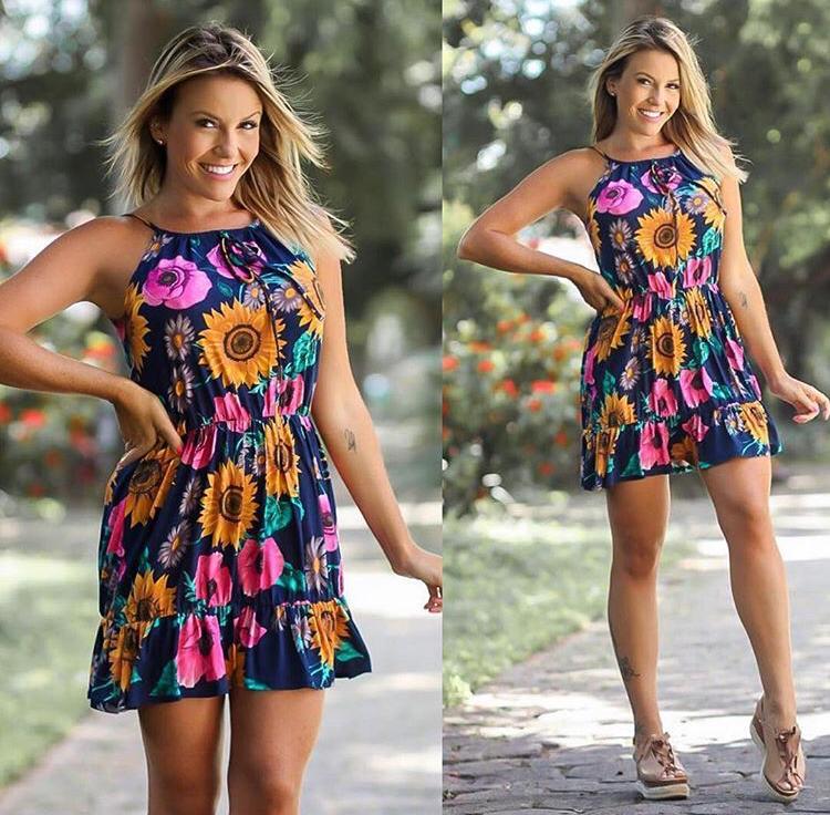Vestido Floral I