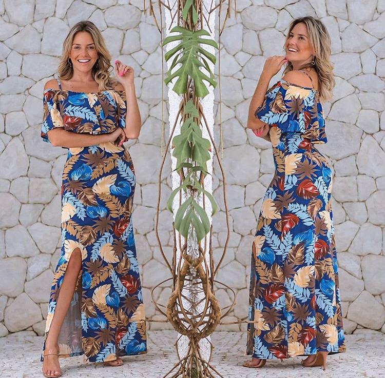 Vestido  Hawai