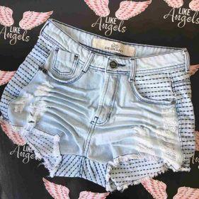 Short  Jeans Claro Shine