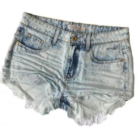 Short Jeans Denim Zero Clean