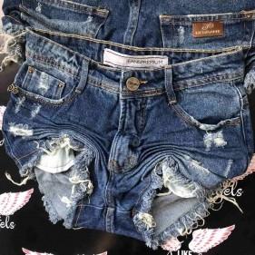 Short Jeans Iron