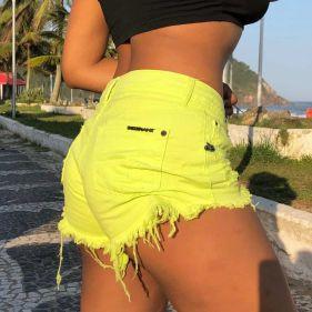 Short Verde Neon