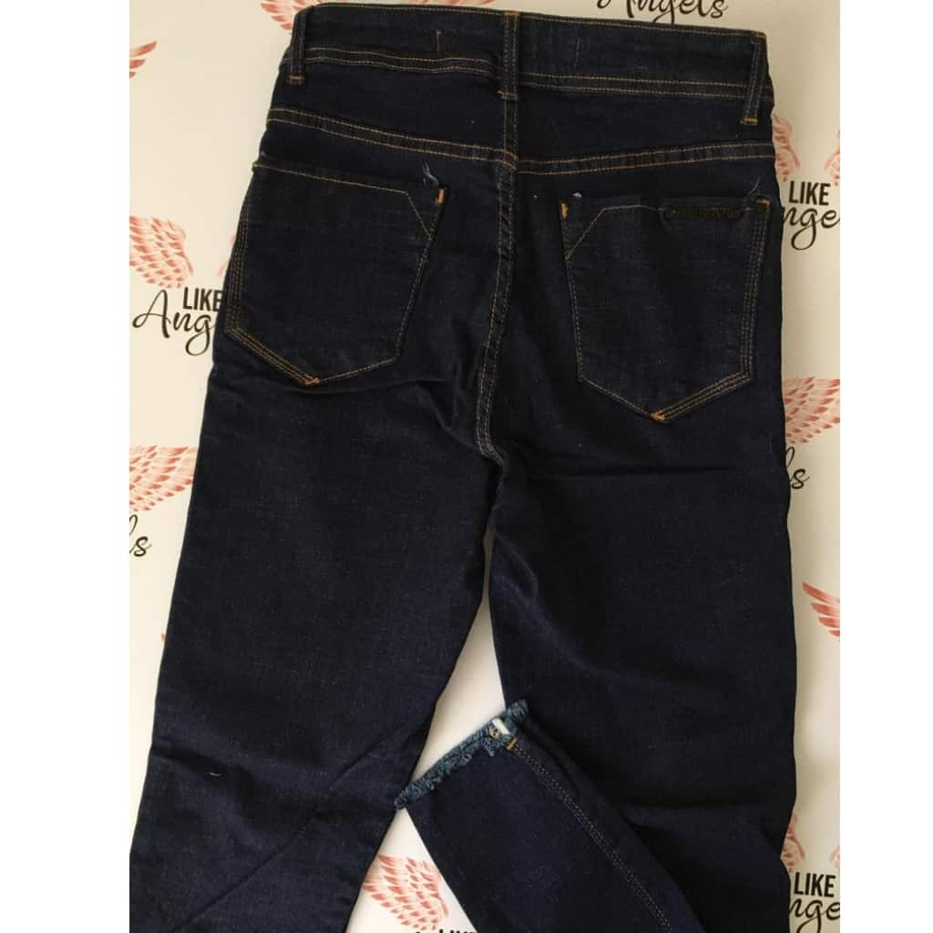 CALÇA JEANS ORIGINAL DENIM CAPRI