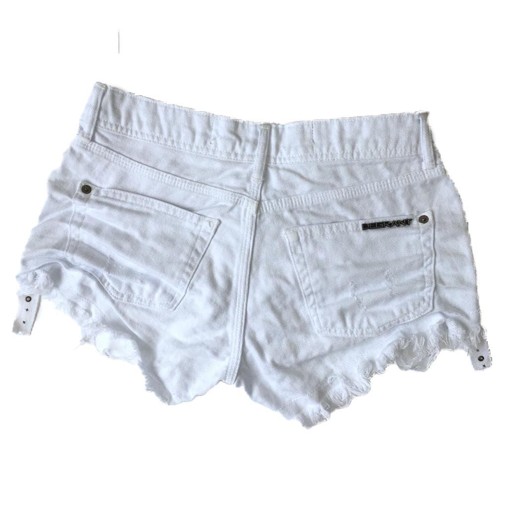 Short Degrant Destroyed Sideband Branco