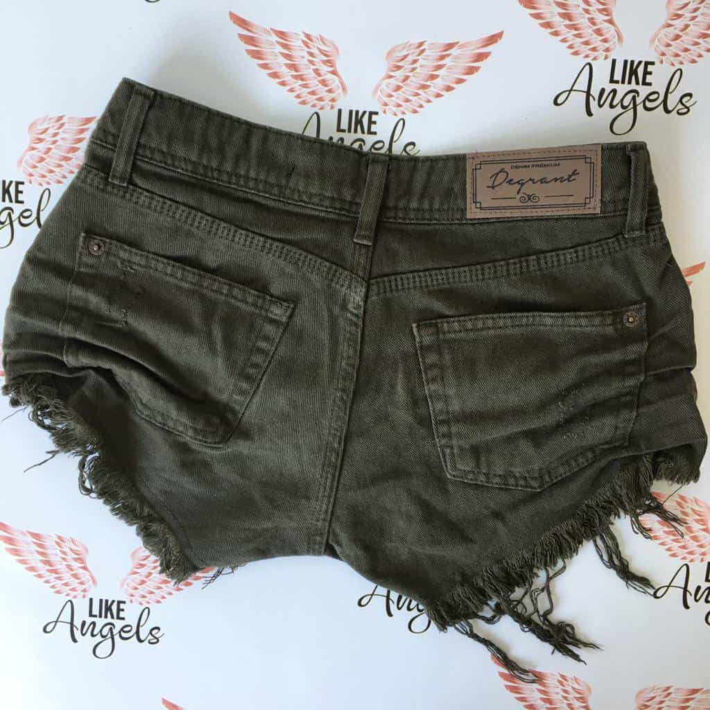 Short Jeans Nature