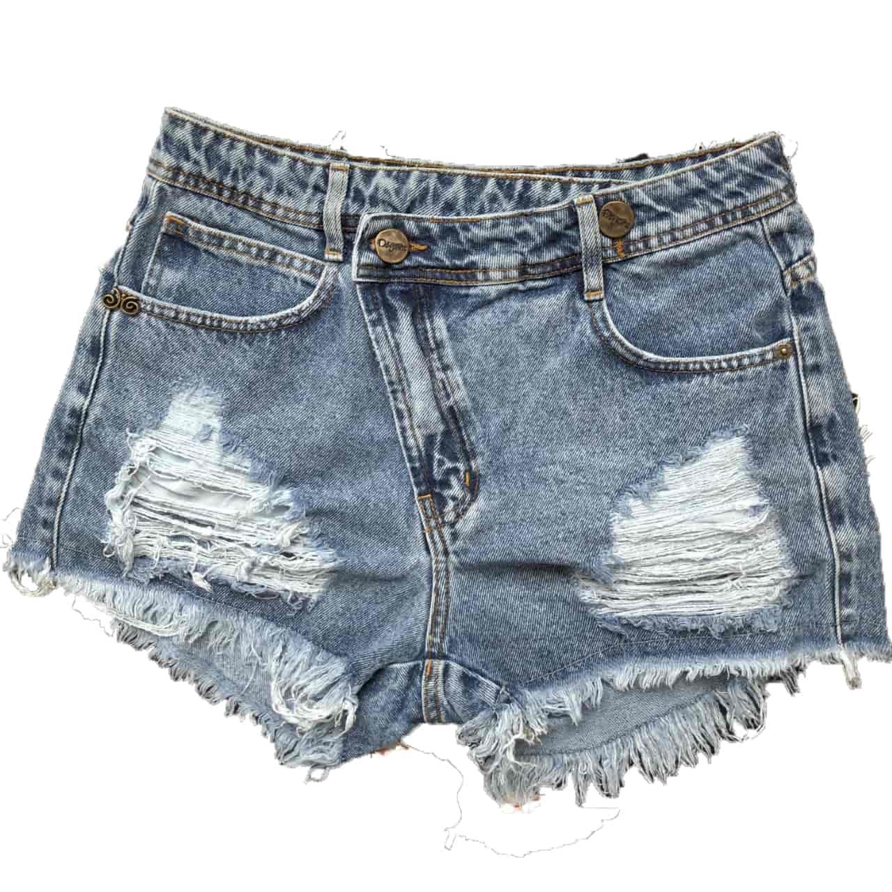Short Jeans Boy Friend