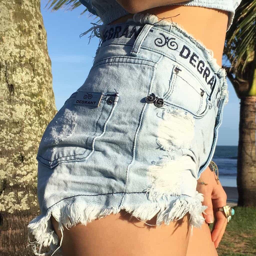 Short Jeans Hardy Delavé