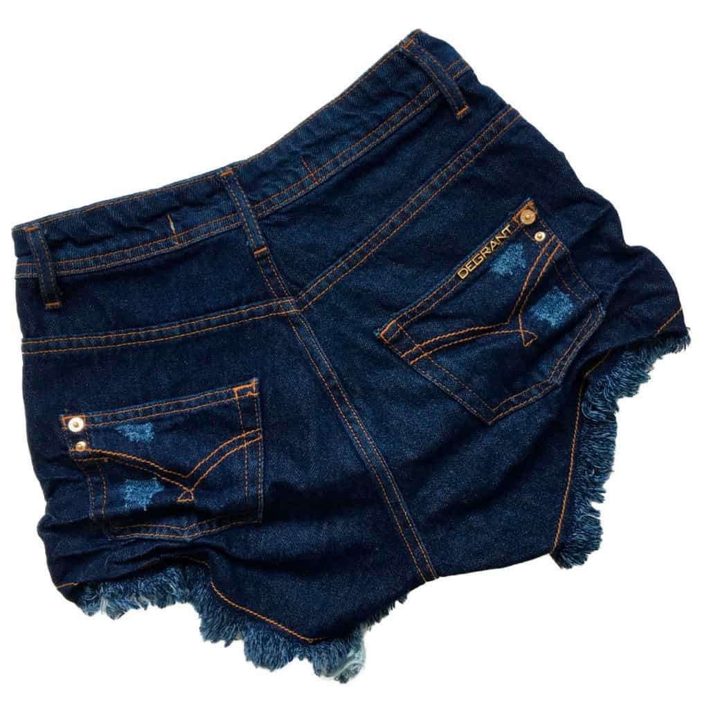 Short Jeans Cintura Alta Original Denim