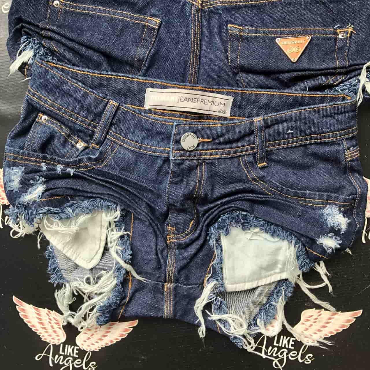 Short Jeans Destroyed Original Denim