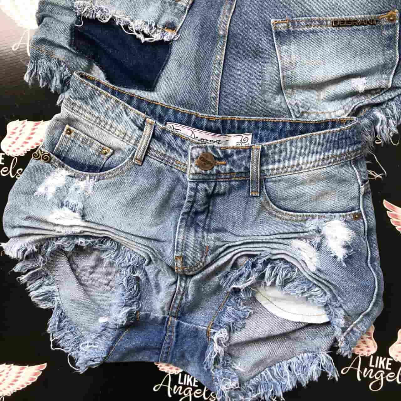 Short Jeans Pocket