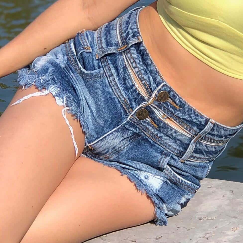 Short Jeans Double