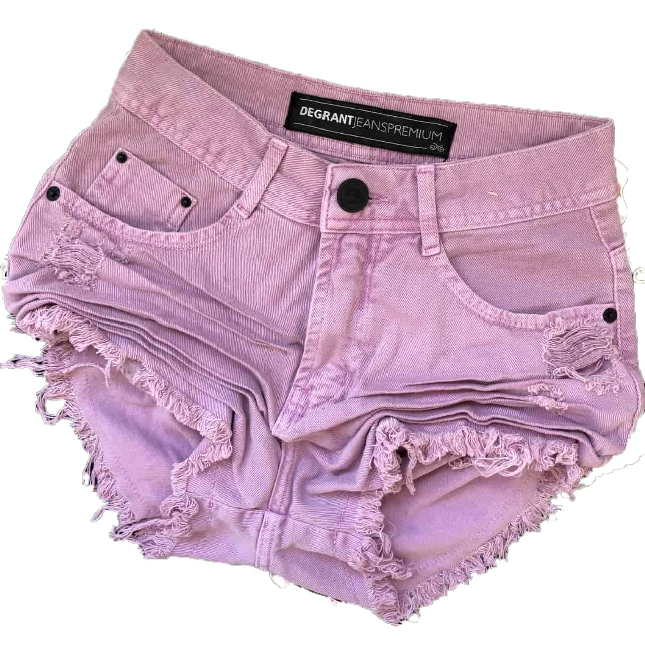 Short Jeans Feast Color LAVANDA
