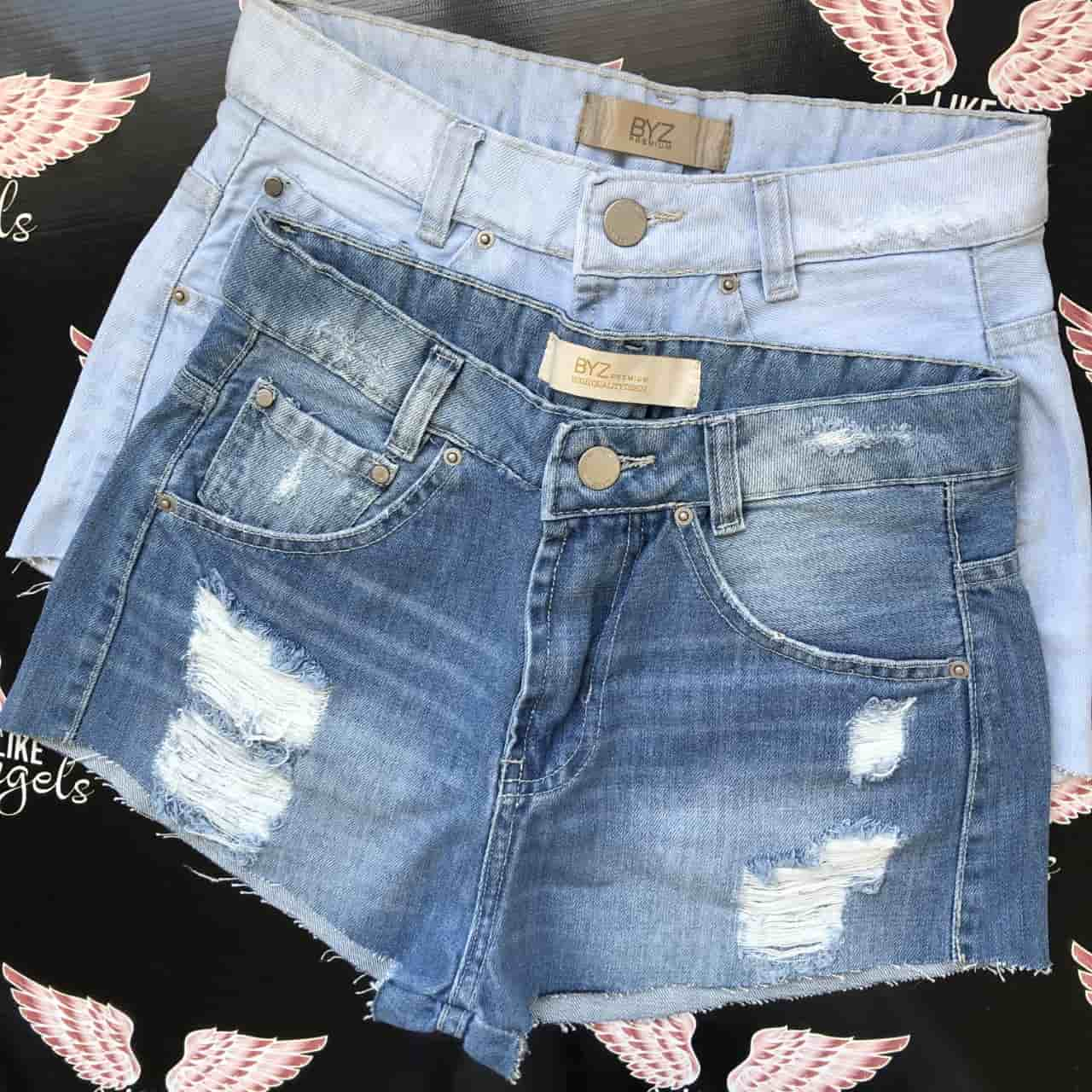 Short Jeans Honey Clarinho