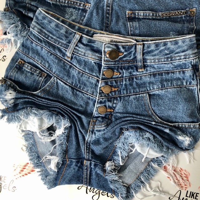 Short Jeans It Girl