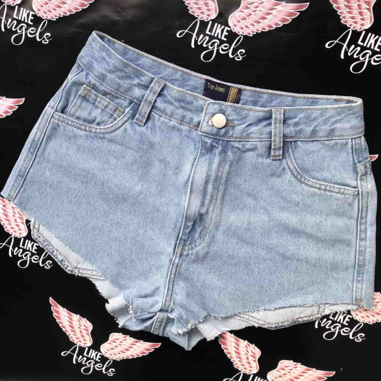 Short Jeans Over